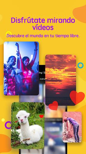 Kalo - Comparte tu mundo a travu00e9s de vu00eddeos cortos 1.4.4.4 screenshots 2