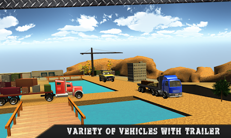 Truck Transporter Driving 3D 1.3 screenshot 70113