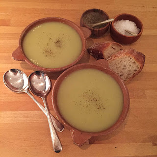 Leek Potato Soup Seasoning Recipes