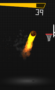 Dunkz - Shoot hoops & slam dunk- screenshot thumbnail