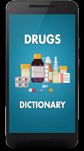 Drug Dictionary Offline - Free - náhled