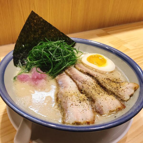 麵屋青鈴 台南也吃得到道地的日本拉麵