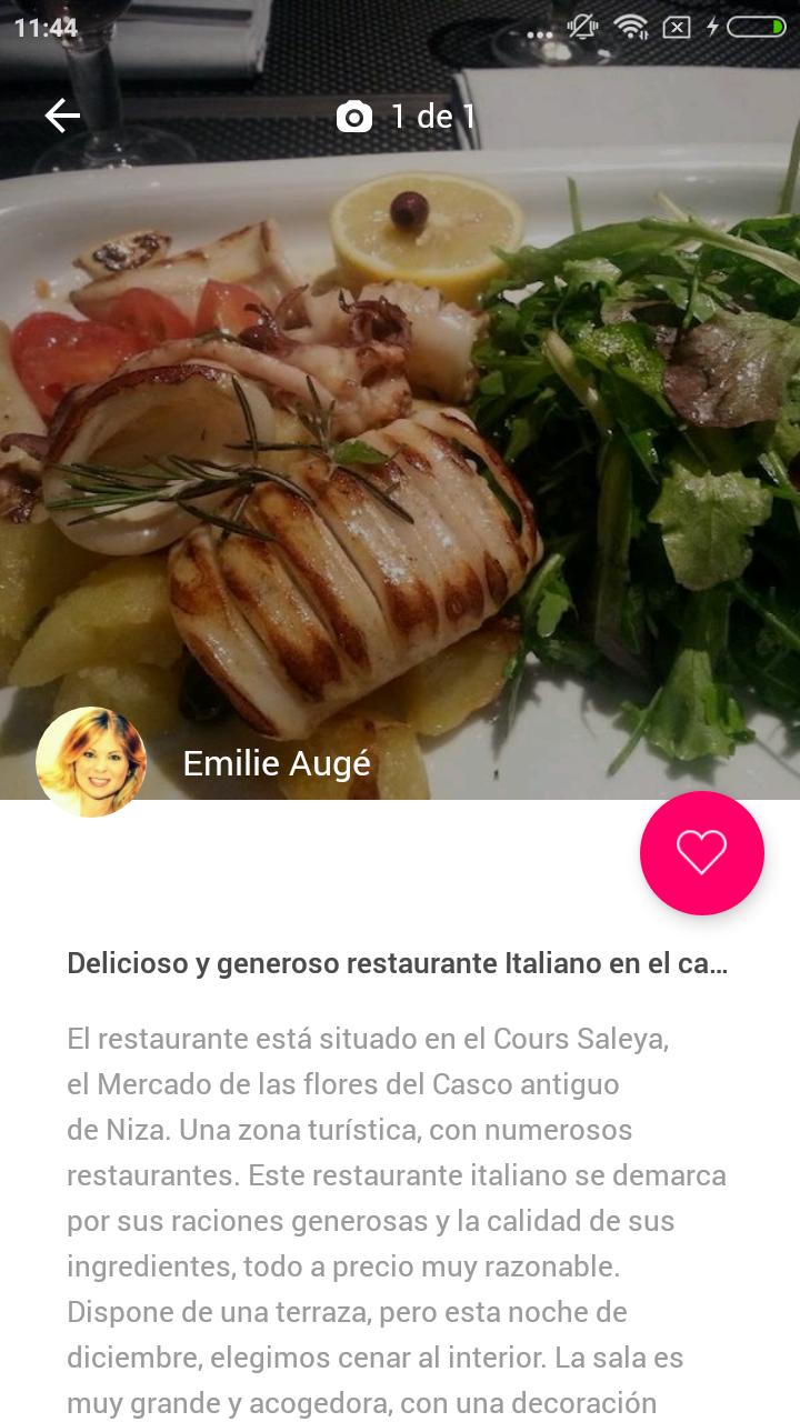 Скриншот Niza Guía turística en español y mapa 🏖️