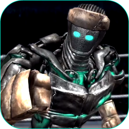 KiPlay For REAL STEEL Boxing Trick