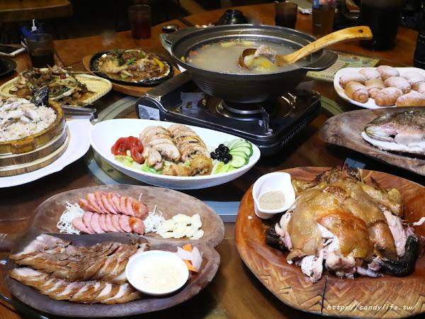 城市部落原住民風味餐廳台中店 隱身在喧嘩都市裡的城市部落,創意特色原住民料理讓你驚喜連連~