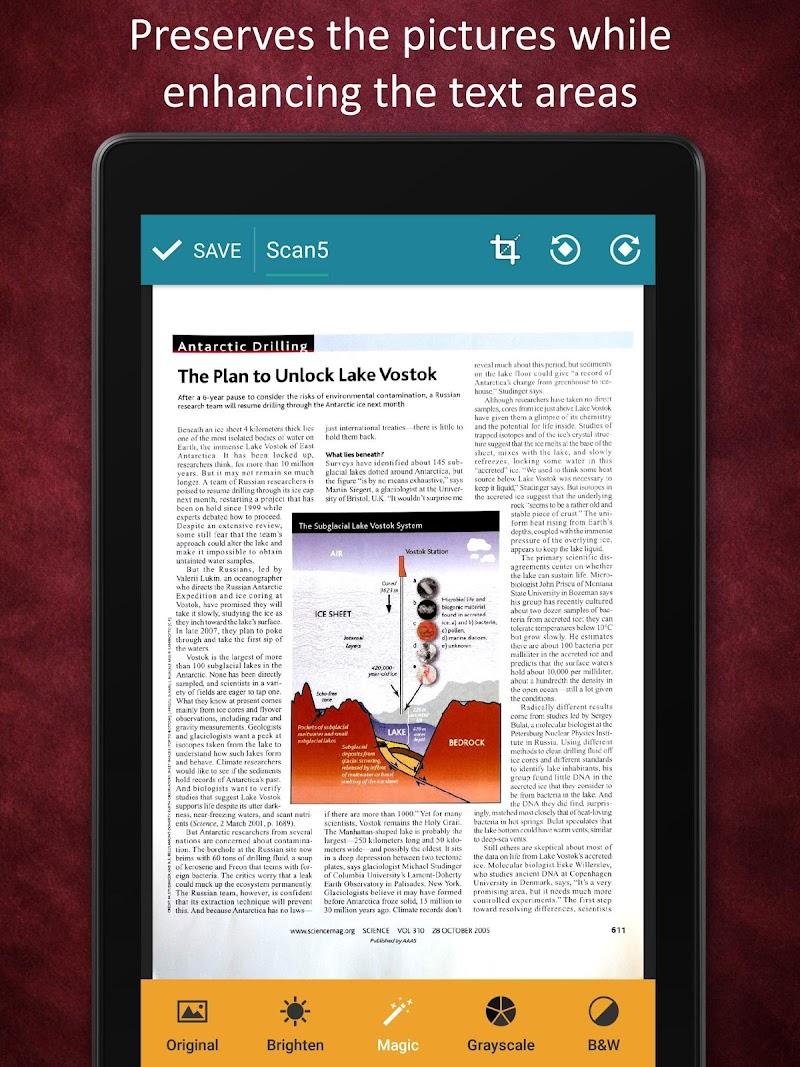Smart Doc Scanner: Free PDF Scanner App Screenshot 13