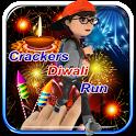 Crackers Touch Diwali Run icon