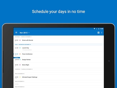 Download Microsoft Outlook For PC Windows and Mac apk screenshot 11