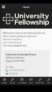 University Fellowship Church - Eugene, OR - náhled