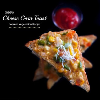 Corn Chili Toast Recipes