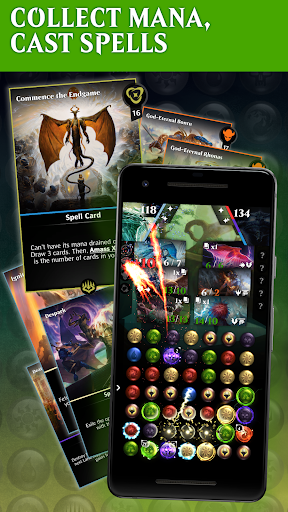 Magic: The Gathering - Puzzle Quest - screenshot