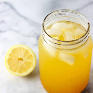 Turmeric Lemonade.