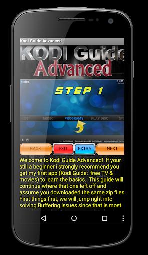 Kodi Guide 2: Advanced