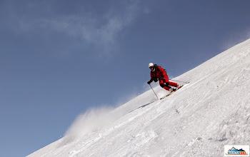 Photo: Skier: Roman, location: slopes of Avachinsky