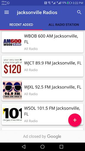 Jacksonville All Radio Stations 2.1.2 screenshots 2