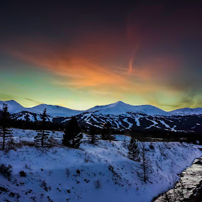Breckenridge CO 3 by Dan Miller - Landscapes Mountains & Hills (  )