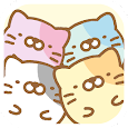 Cat Pong! look tsumtsum puzzle apk
