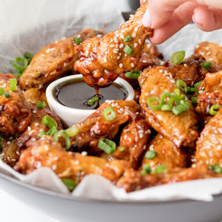 These Baked Korean Wings Are Even Better Than Fried Ones!