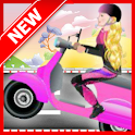 Scooter Motor Ride icon