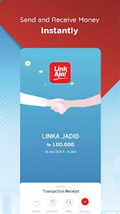 LinkAja – Buy, Pay, Loan and Investment 7