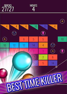 Balls Puzzle - Bubble shooter & Brick breaker - náhled