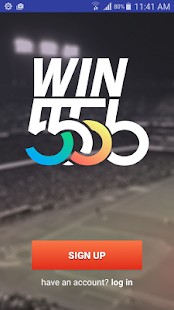 Win555B - Live Sport Gaming - náhled