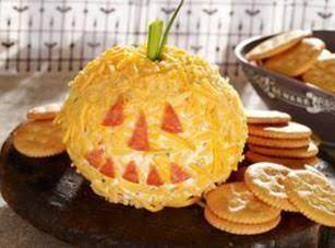 Cheesy Jack O' Lantern Recipe