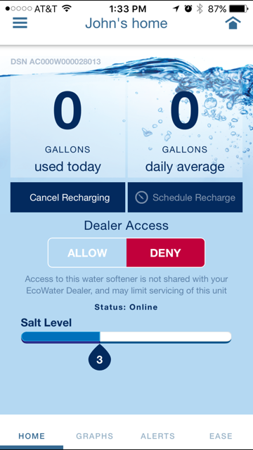 Ecowater Systems Wi Fi Manager Android Apps On Google Play