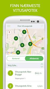 Vitusapotek screenshot 1