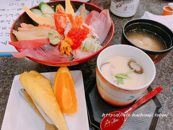 独楽寿司 歌舞伎丼