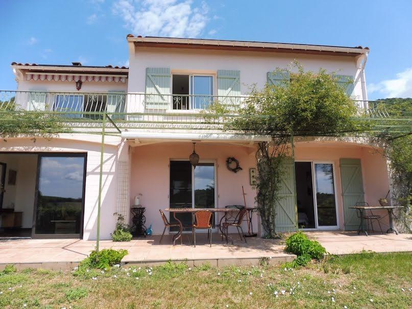 Vente villa 6 pièces 180 m² à Roquebrun (34460), 376 000 €