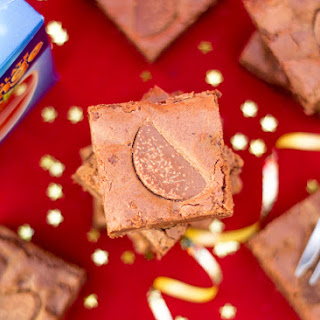 Chocolate Orange Brownies Recipes