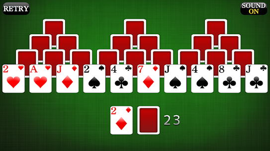 TriPeaks [card game] 4
