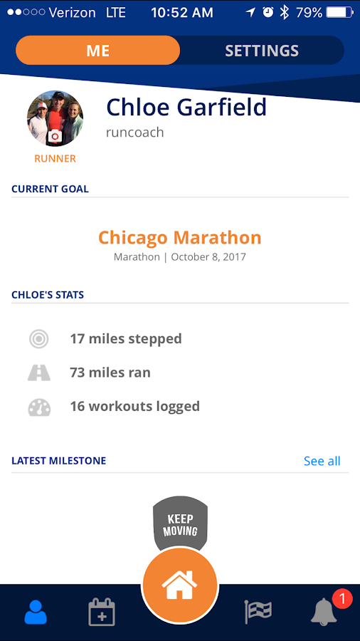 runcoach- screenshot