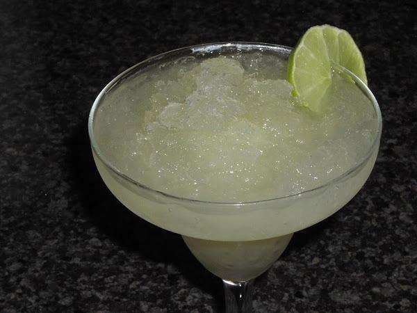 Blended Frozen Margarita Recipe