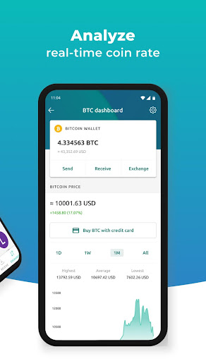 cryptocurrency price app electron