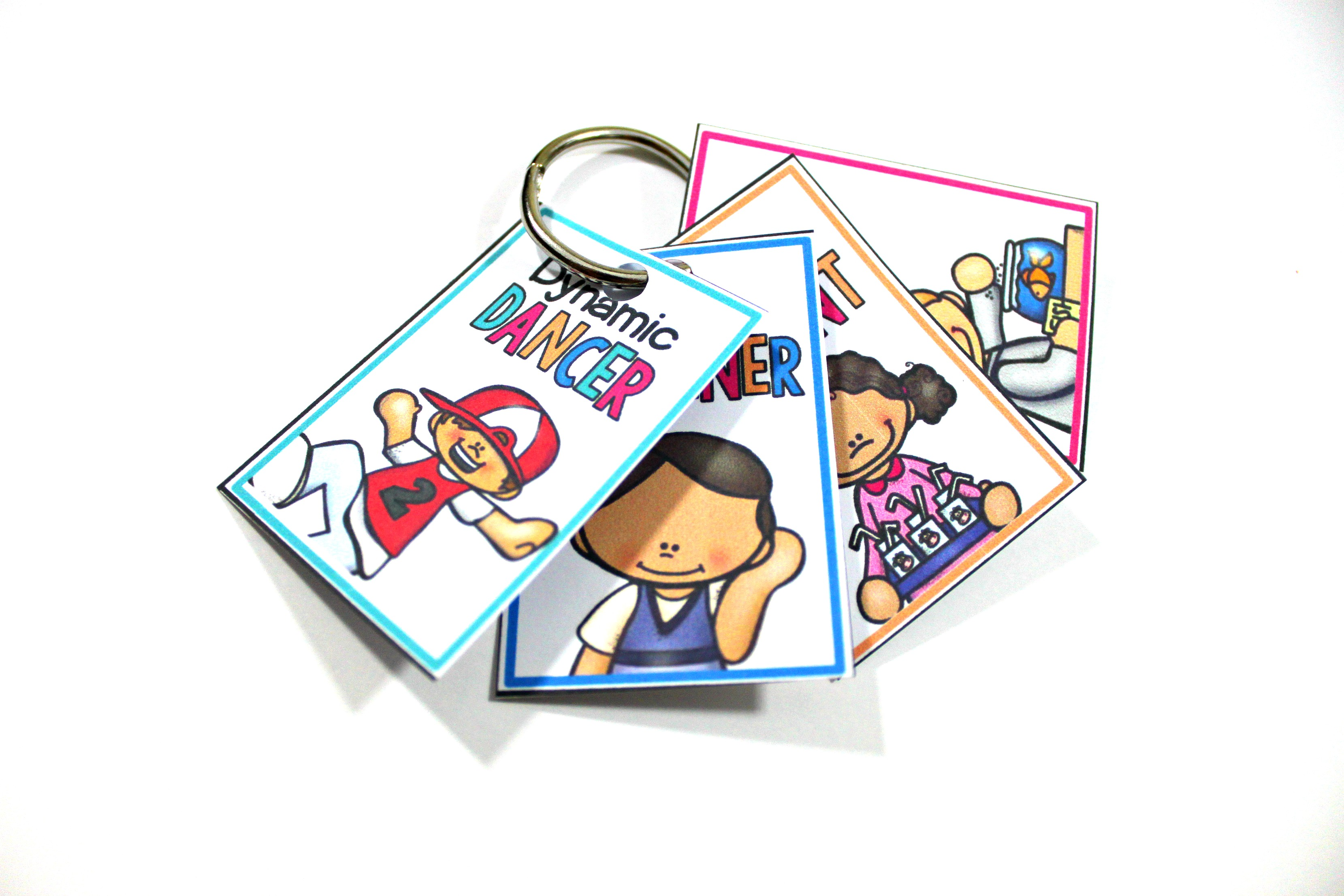 reward for kids - brag tags