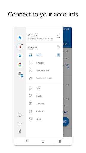 Microsoft Outlook: Organize Your Email & Calendar 4.2039.2 screenshots 4