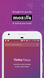 Firefox Focus : The privacy browser 3