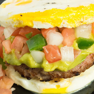 Slow Carb Breakfast Sandwich