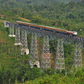 by Husni Mubarok - Transportation Trains