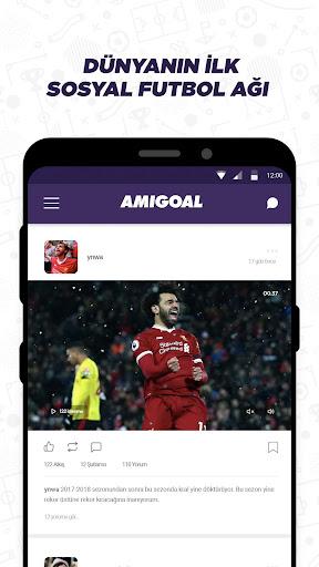 AMIGOAL - Canlu0131 Mau00e7 Sonuu00e7laru0131 2.8.5 screenshots 1