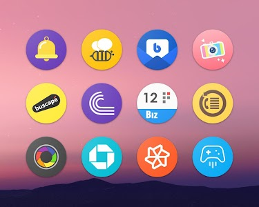 Pixel Icon Pack-Nougat Free UI screenshot 7