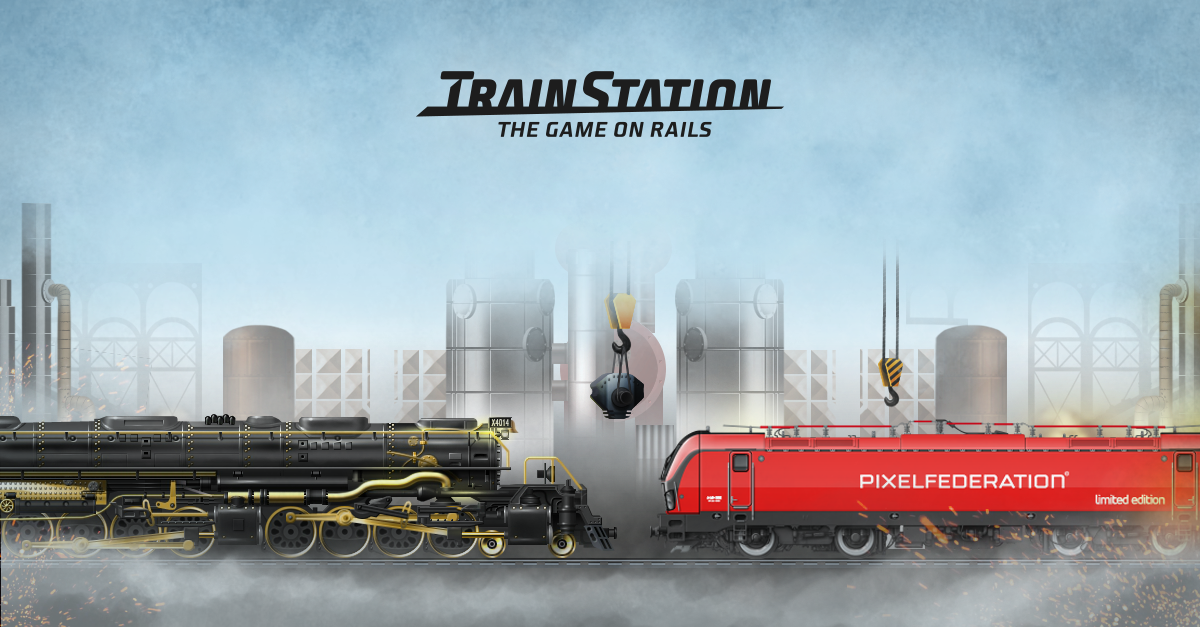 TrainStation - Game On Rails- screenshot