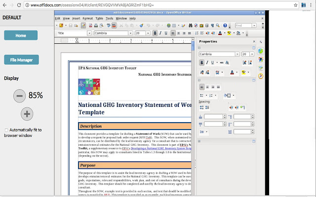 Openoffice writer en ligne pour les documents word - Telecharger writer open office gratuit ...