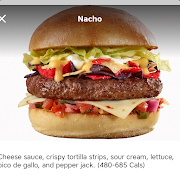 The Nacho Burger