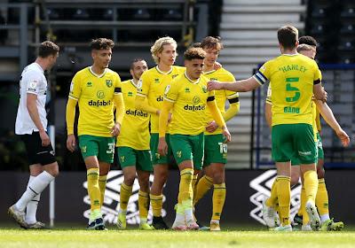 Norwich City va déjà retrouver la Premier League