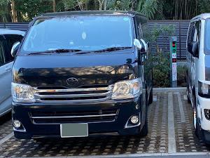 ハイエース TRH200V S-GL改 2010年式のカスタム事例画像 Makotin200さんの2021年01月02日22:27の投稿