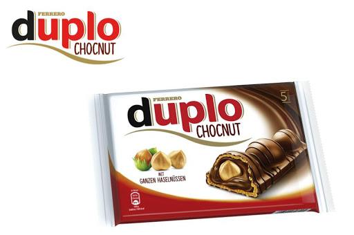 Bild für Cashback-Angebot: duplo Chocnut 5er-Pack