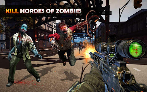 Sniper 3D Zombie Shooter: Fps Shooting Games 1.4 de.gamequotes.net 2